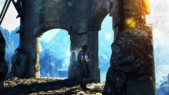 Middle Earth Shadow Of Mordor 3d