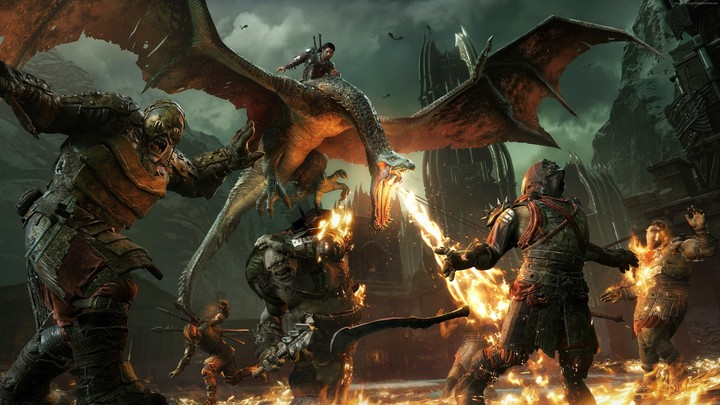 Middle Earth Shadow Of War, Best Games Ps