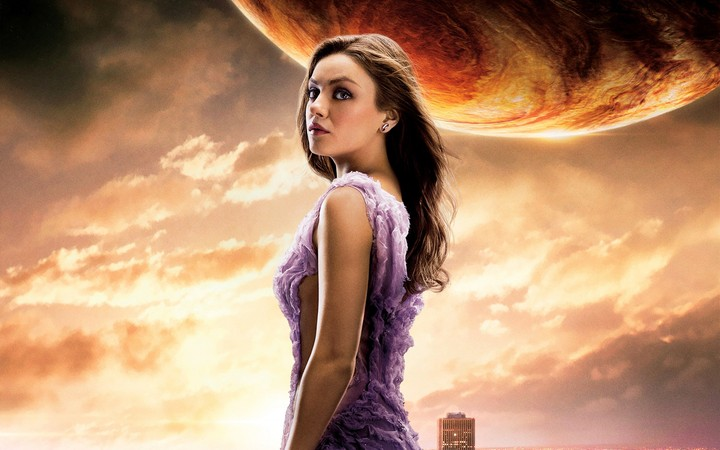 Mila Kunis In Jupiter Ascending Hd