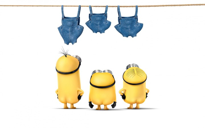 Minions Background