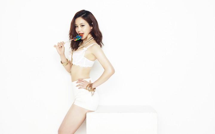 Miryo In Brown Eyed Girls Kpop Wallpaper By Parislane
