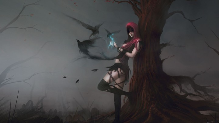 Morrigan Arkwork Crows