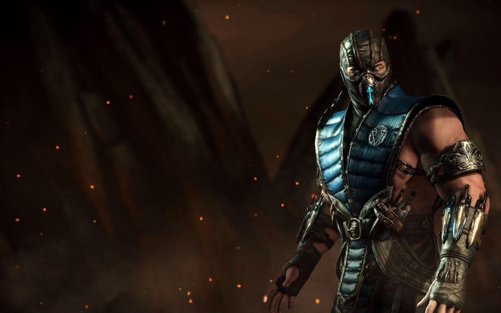 Mortal Kombat X Sub Zero wallpaper by LadyGaga ...