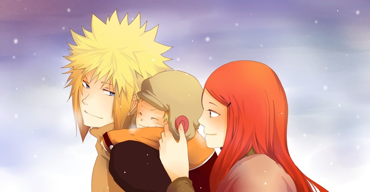 Naruto Father Mother