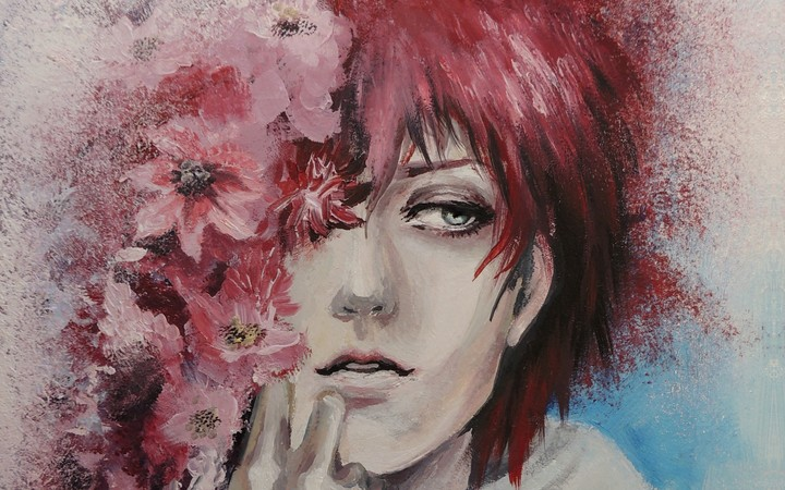 Sasori in Naruto