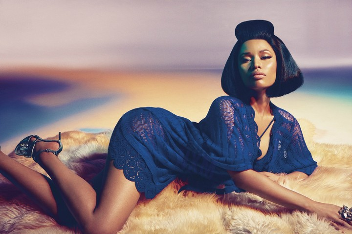 Nicki Minaj background desktop
