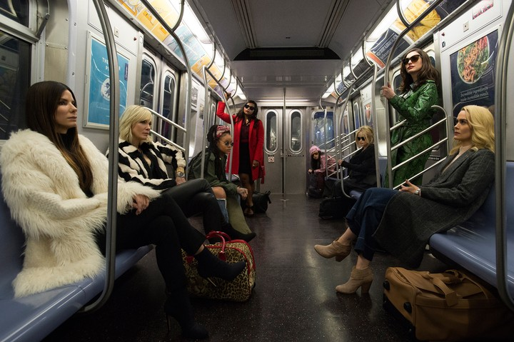 Oceans Eight, Oceans 8, Ocean's eight film