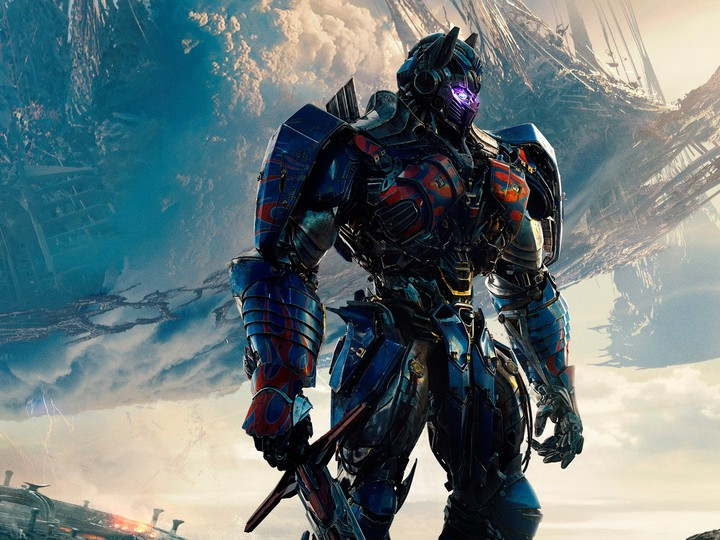 Optimus, Prime, Transformers The Last Knight