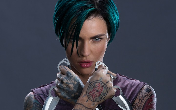 Ruby Rose,Xxx Return Of Xander Cage