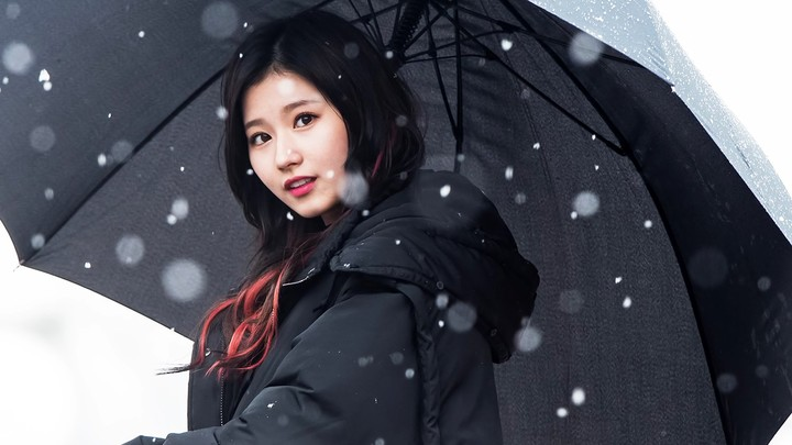 Sana Twice Girl Group Kpop Wallpaper By Thormark