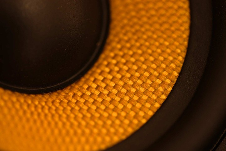 Speaker Weave By Phil Jackson