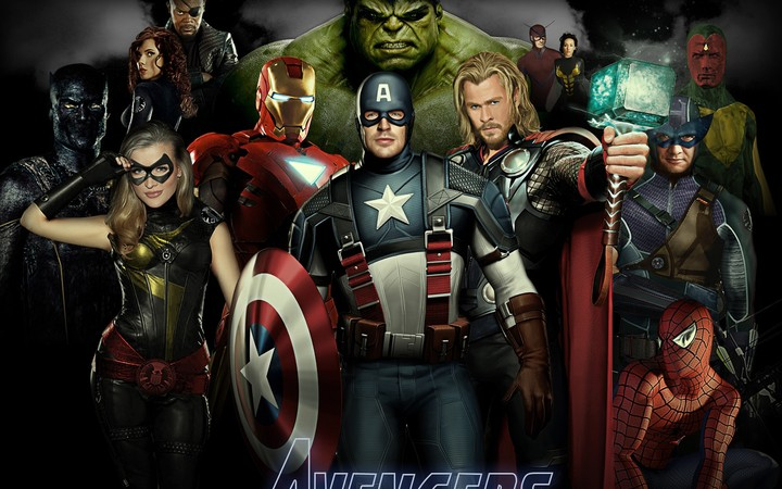 The Avengers 2012 Movie HD