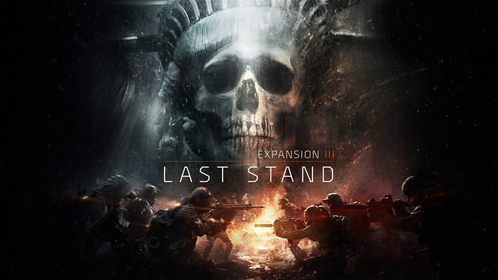 The Last Stand Tom Clancys, The Division Dlc 4k 8k