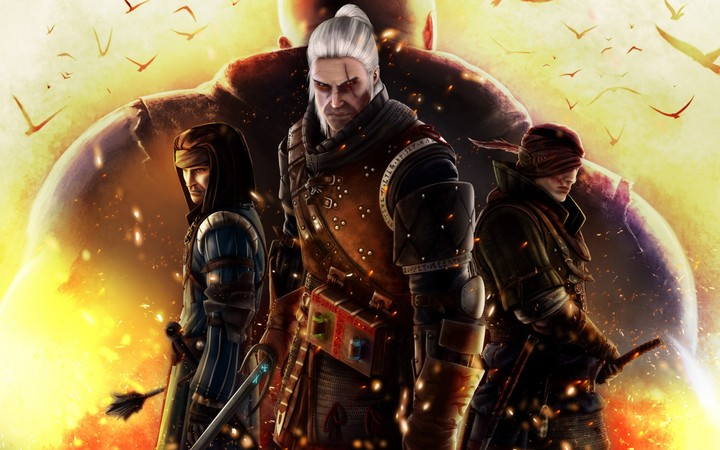 The Witcher 2 Assassins Of King