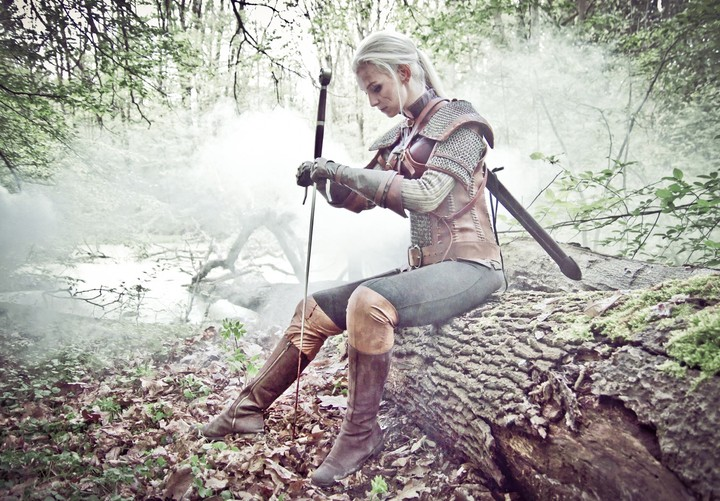 The Witcher 3 Wild Hunt Cosplay