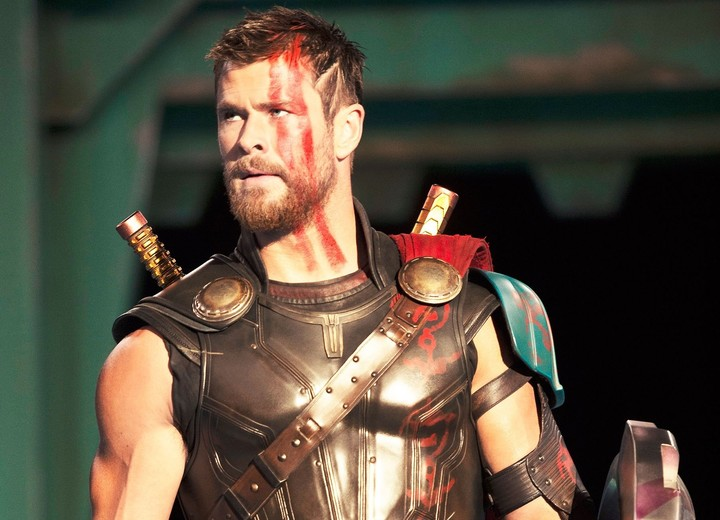 Thor Ragnarok, Chris Hemsworth Thor, Movie 2017