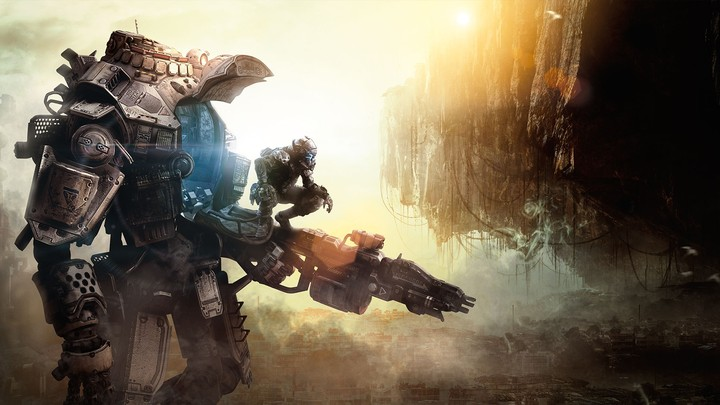 Titanfall Game, Heroes, Robot