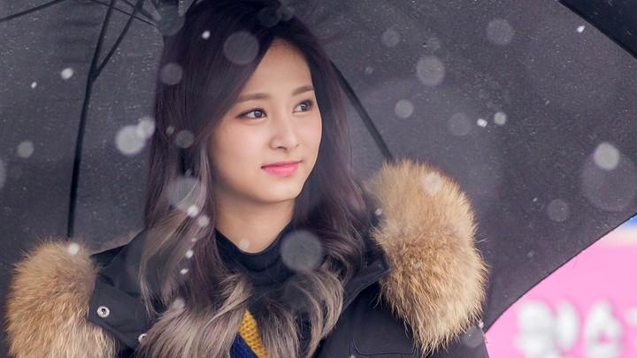 Tzuyu Kpop Idol Asian Girl Wallpaper By Thormark