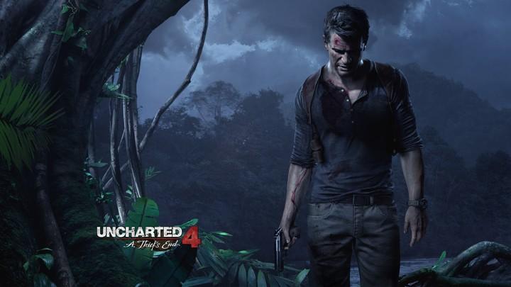 Uncharted 4, A Thiefs End Game