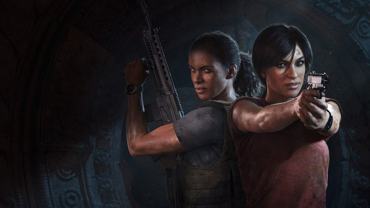 Uncharted The Lost Legacy Chloe And Nadine