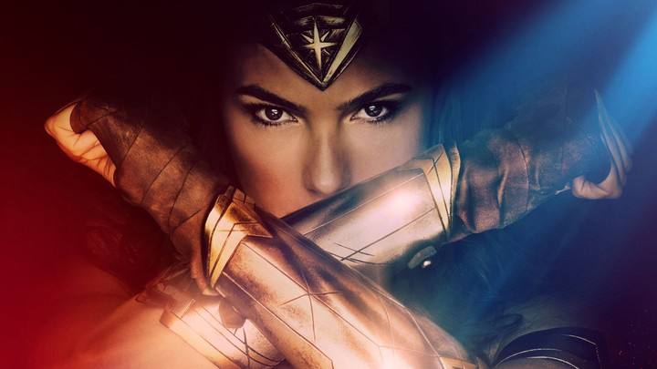 Wonder Woman 2017, Movie, Gal Gadot