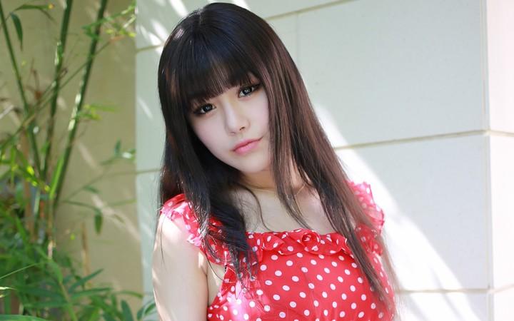 Xiuren Chinese Girl Wallpaper By Lise