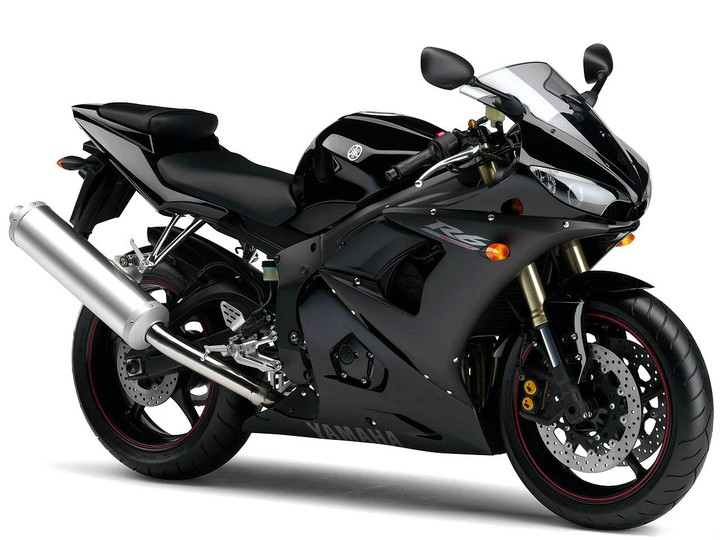 Yamaha R6 Sports Bike