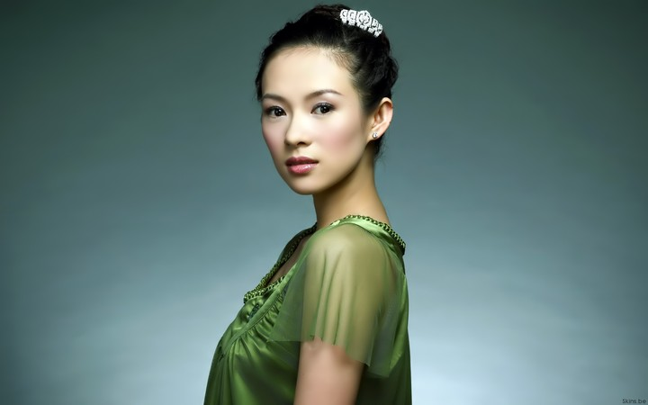 Zhang Ziyi actress china